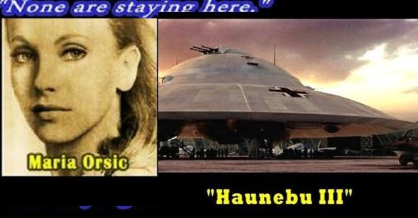 Μαρία Orsic Κανένας μην μένει εδώ!!! ο σατανάς  με τους Μογγόλους εισβάλει στο Βερολίνο !!