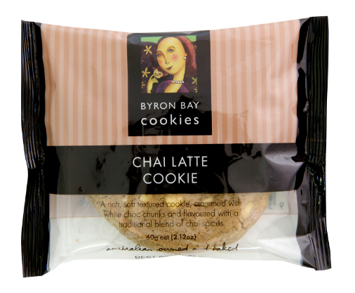 After trying out the Chai Latte cookies from Byron Bay I will be ...