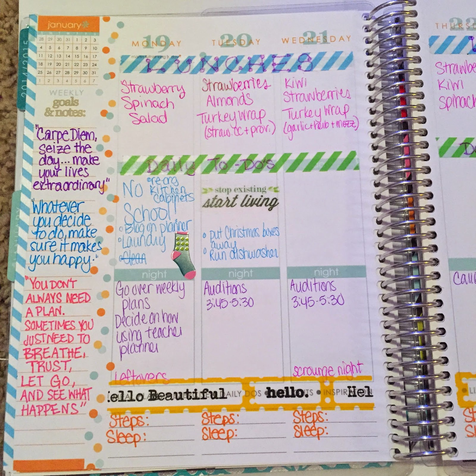 Teaching Teens in the 21st: The Life Planner
