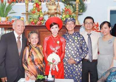 Đám cưới của Tâm Gà - Nhà Trai