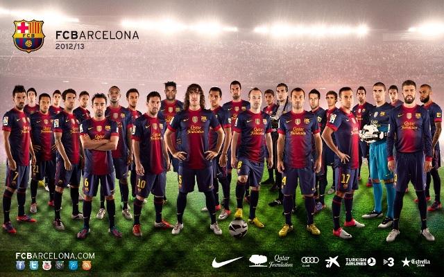 Gambar Barcelona 2013 Terbaru