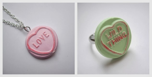 Love Hearts jewellery