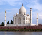 World Wonder Taj Mahal