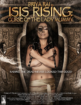 Isis Rising Curse of the Lady Mummy (2013) DVDRip XViD Full Movie Single Link Watch Online