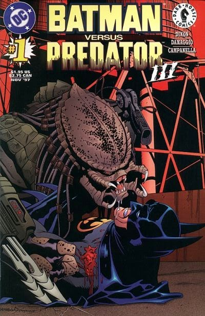 Batman vs Predator 3