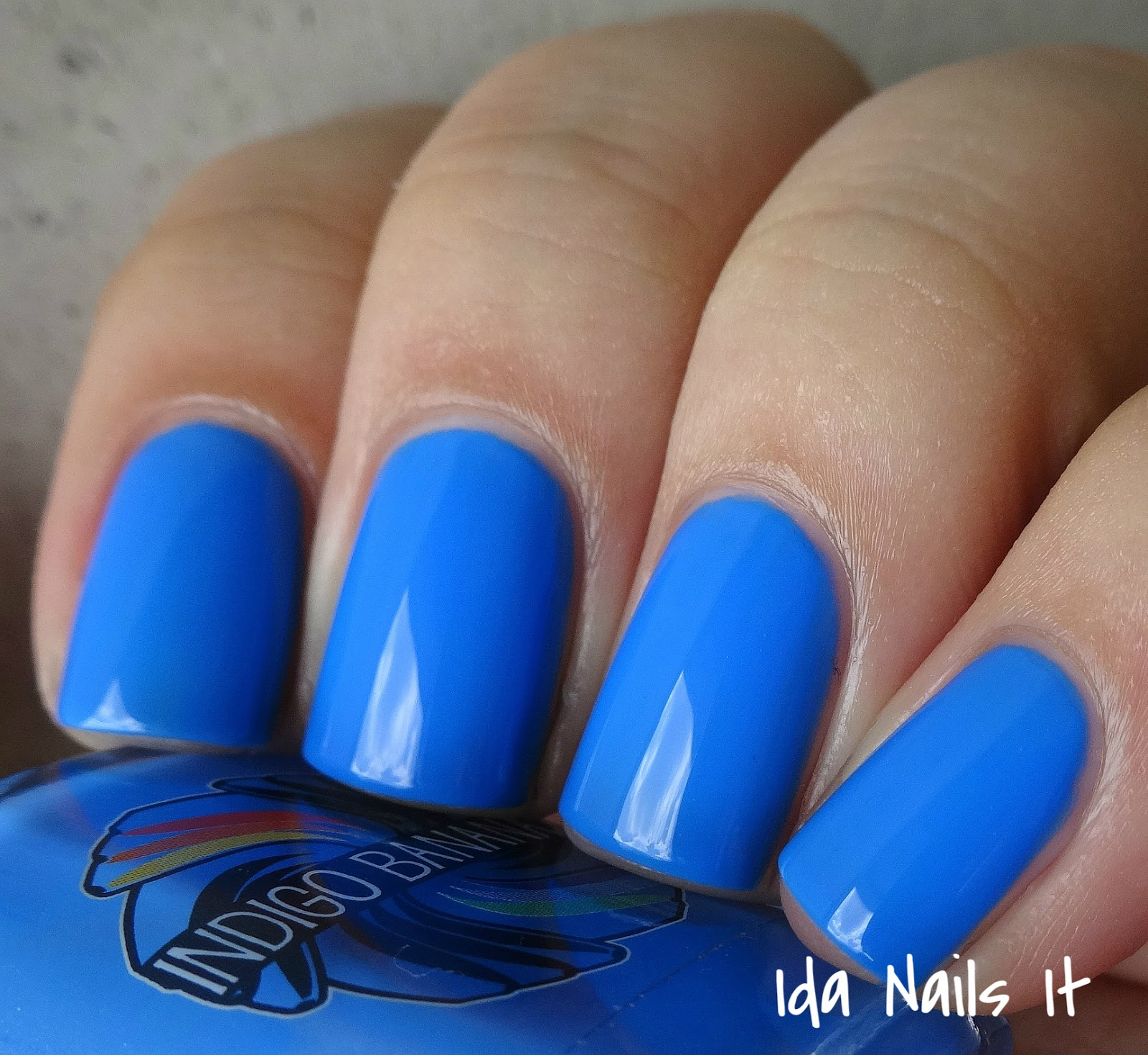 Ida Nails It: Indigo Bananas Neon, The 10th Element Collection ...