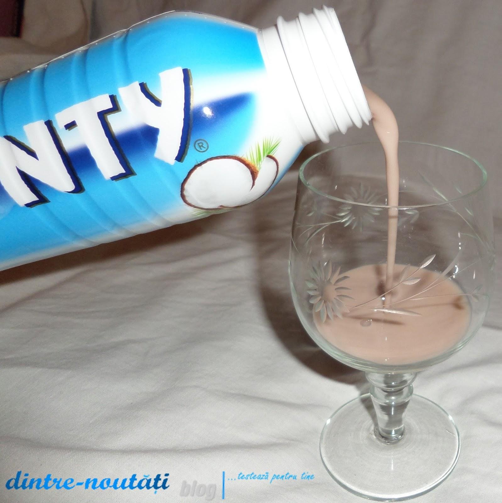 Lapte cu ciocolată Bounty