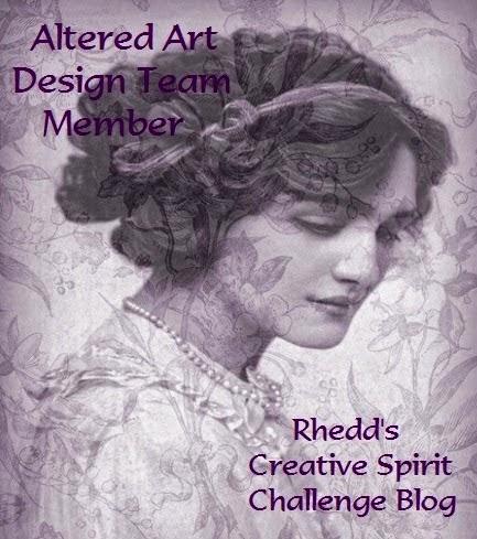 Rhedd's Creative Spirit DT