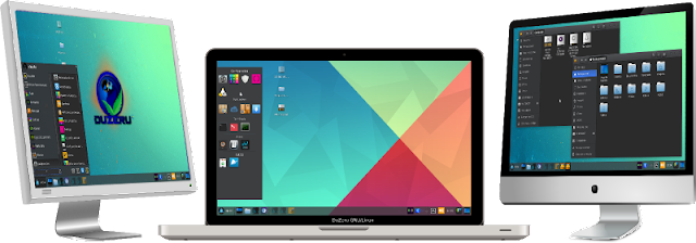 DuZeru Linux Download