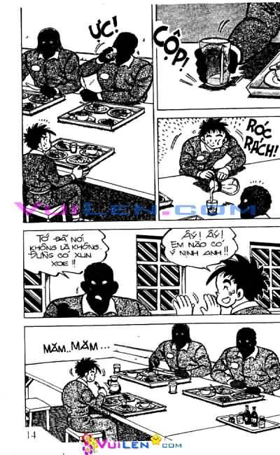 Jindodinho - Đường Dẫn Đến Khung Thành III  Tập 47 page 14 Congtruyen24h