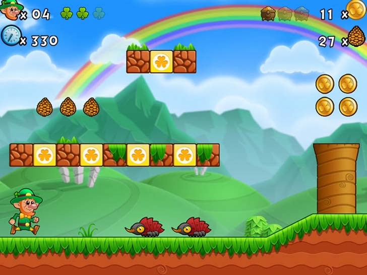 Lep's World 3 - Free App iTunes App By nerByte GmbH - FreeApps.ws
