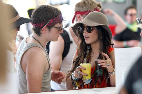 josh hutcherson girlfriend vanessa hudgens 2012