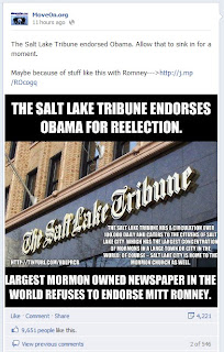 MorOn.org lies to its thousands of gullible Facebook followers