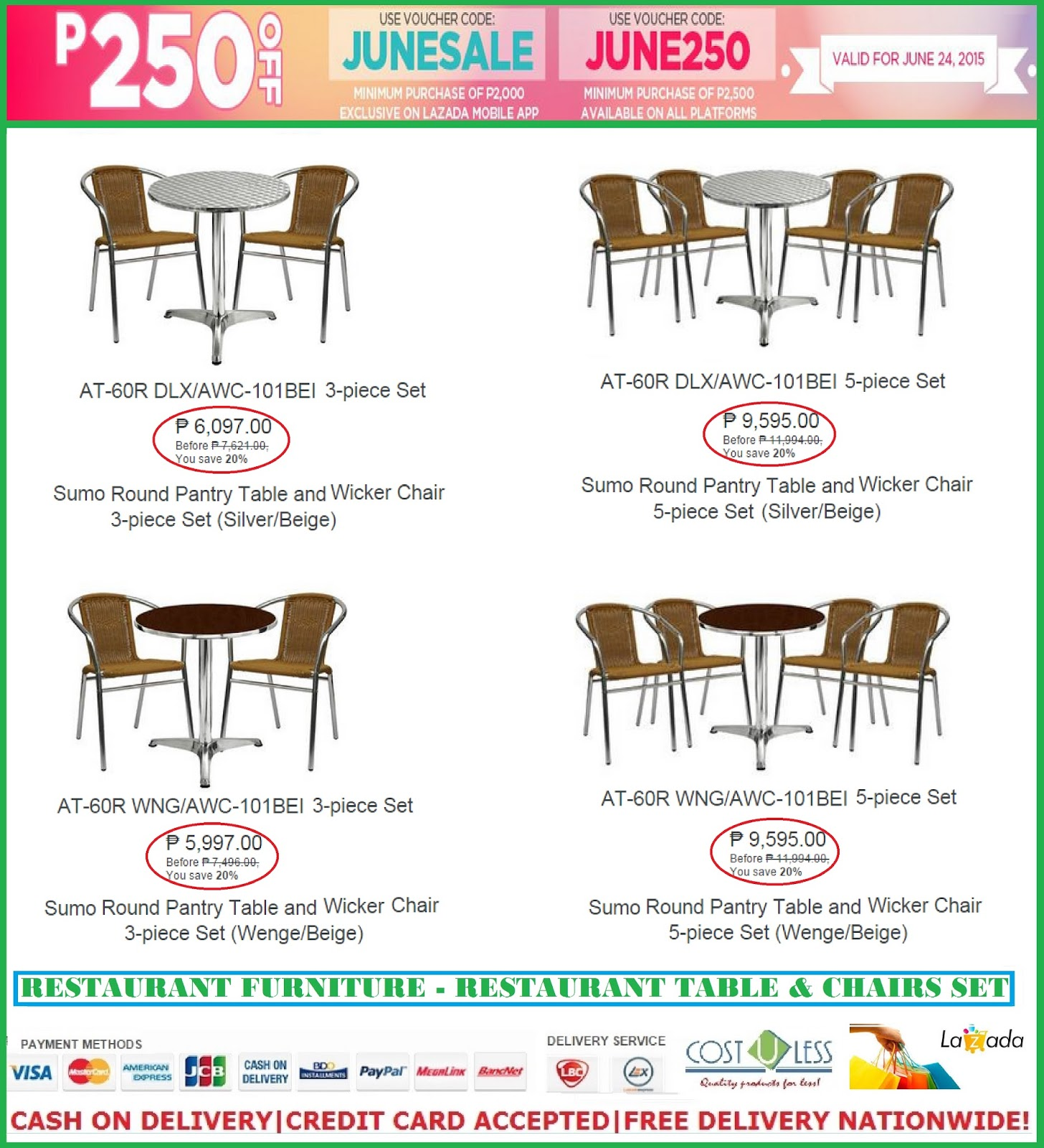 Lovely Restaurant Furniture Sale   Table U0026 Chair Sets