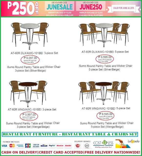 Superb Restaurant Furniture Sale   Table U0026 Chair Sets