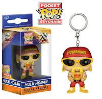 Funko Pop! Hulk Hogan Keychain