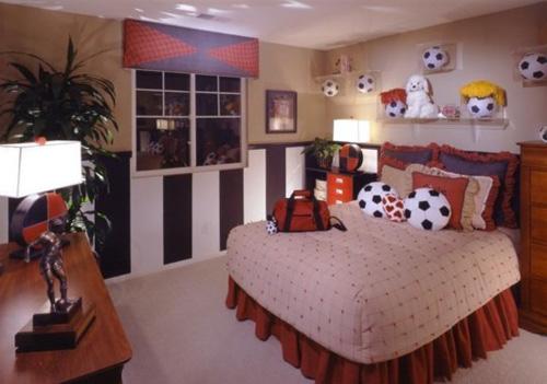 Divertidos Dormitorios Para Ninos Ideas Para Decorar Disenar Y - Decoracion-de-dormitorios-de-nios