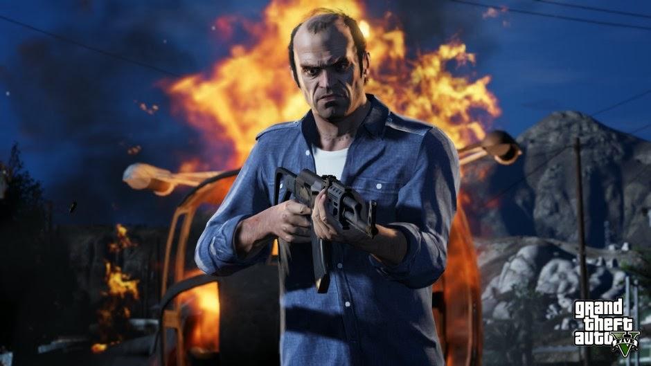 Artistry in Games GTA-V-06 How I Broke GTA V By Being Sane Opinion  V Theft GTA V gta Grand Auto