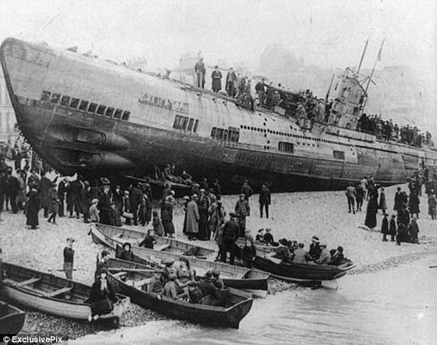 подводная лодка с-117