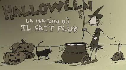 Halloween: La Maison Ou il Fait Peur
