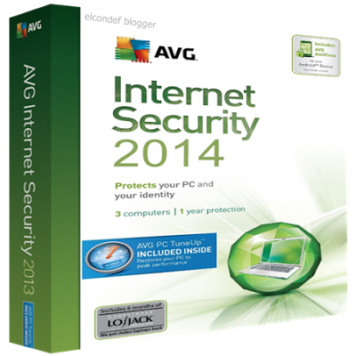 Descargar AVG Internet Security 2014 Con Serial Hasta 2018