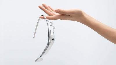 Google Glass - imagem retirada do Google imagens