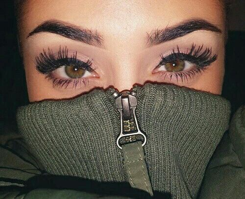 If you go natural, go with a lengthening formula mascara, and curl your lashes, Mascara is key. Really Really want them to pop and make your eyes look ...