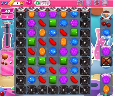 Candy Crush Saga 928