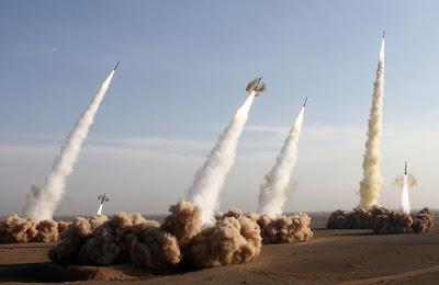 la proxima guerra israel sera atacado por 150000 misiles de iran