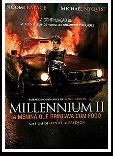 Millennium II – A Menina que Brincava com Fogo Dual Áudio 2012