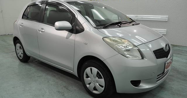 Japanese Vehicles To The World 2006 Toyota Vitz For Kenya At Clearance Price
