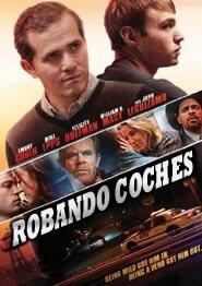 Robando Coches Poster