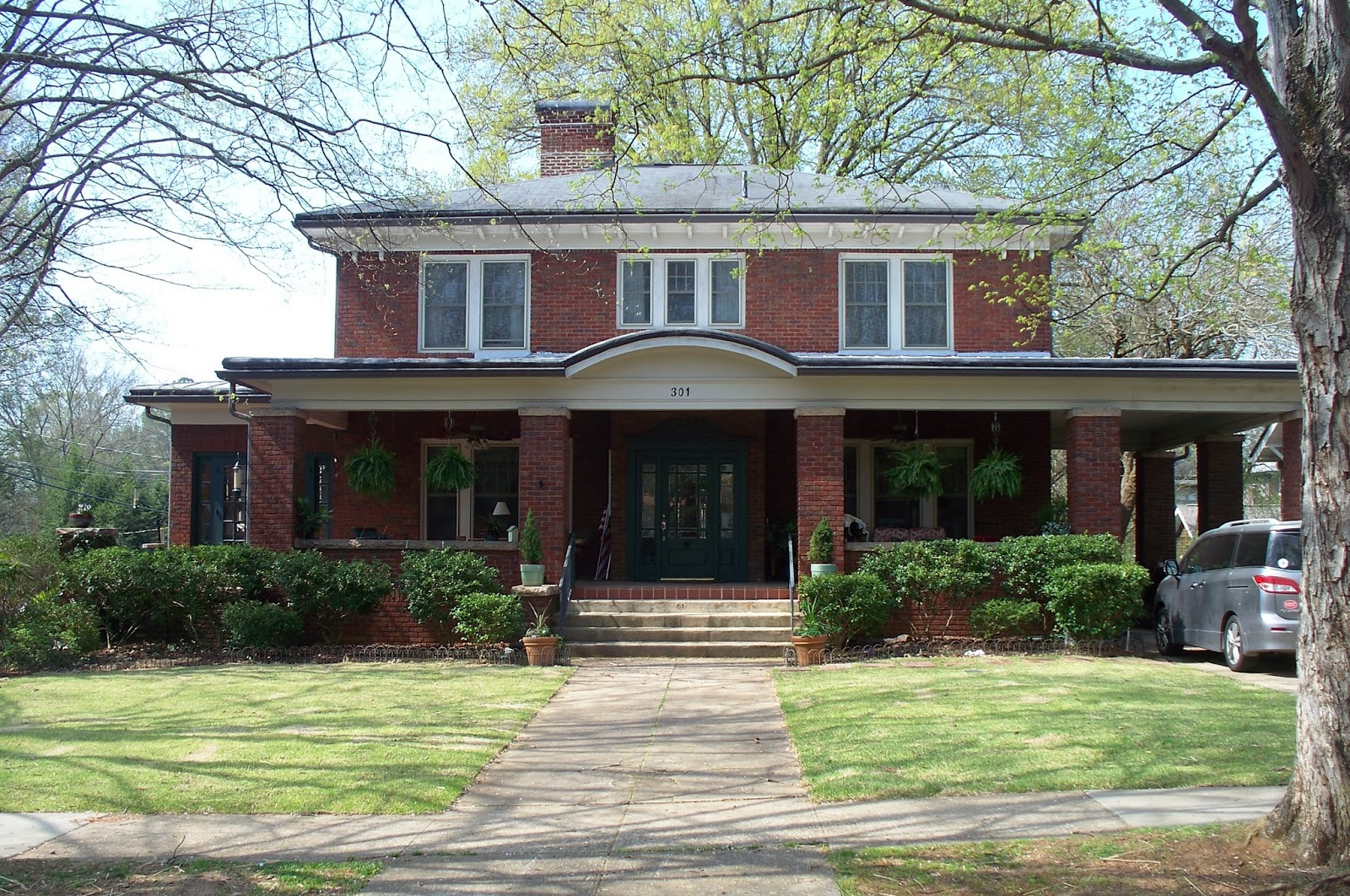 Salisbury north carolina real estate solid brick 3500 for House plans nc