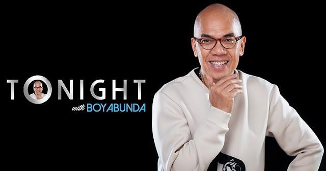 Watch Online Tonight with Boy Abunda October 13, 2015