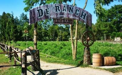 Tempat wisata de ranch lembang bandung