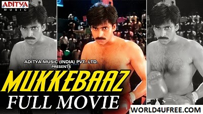 Mukkebaaz 2015 Hindi Dubbed WEBRip 480p 400mb