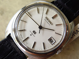 SEIKO GRAND SEIKO - AUTOMATIC HIGH BEAT 5645 7000