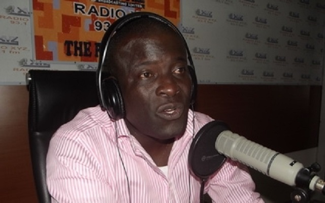 Corruption now a profession under Mahama - Titus Glover