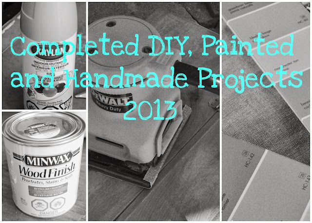 Ongoing Completed Projects List 2013