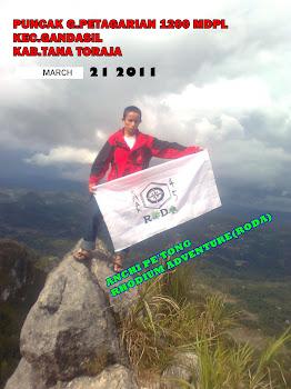 Gunung Petagarian 1200 mdpl