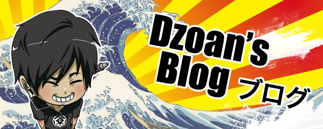 Dzoan's blog