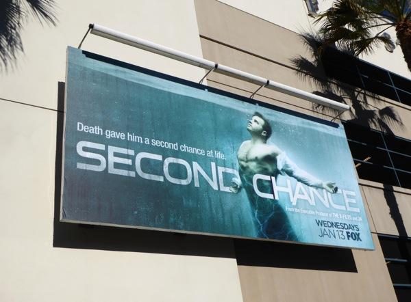 Second Chance season 1 billboard
