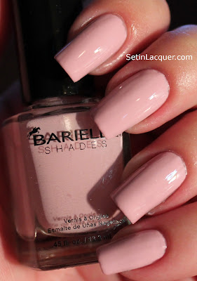 Barielle Allie's Lace nail polish
