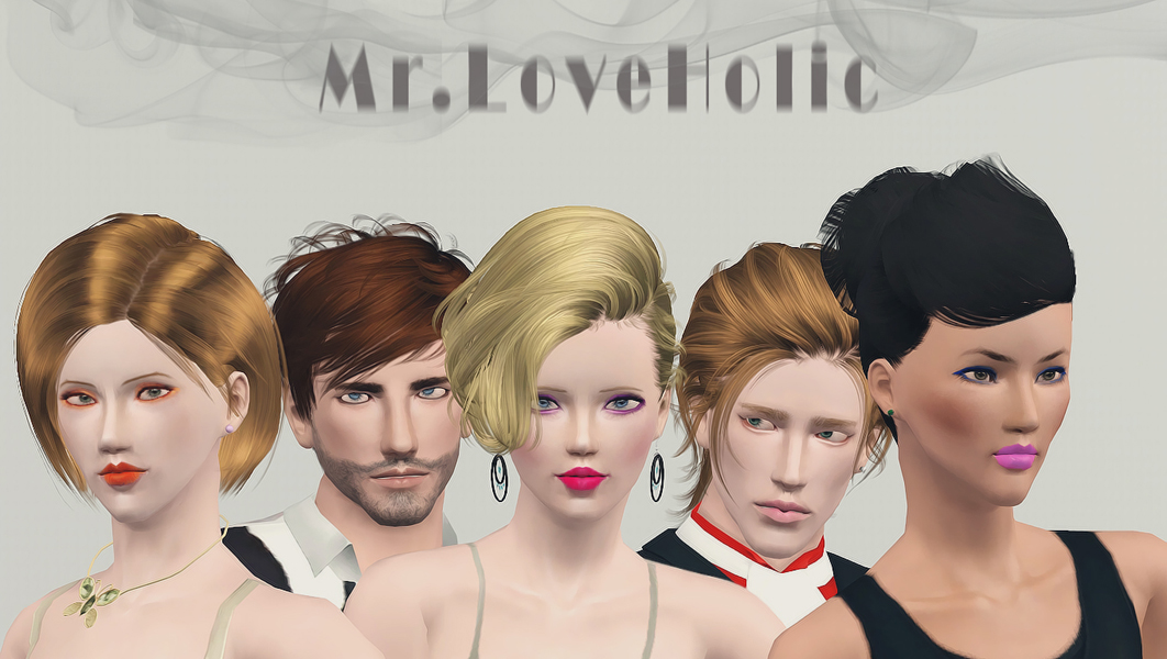 Mr.LoveHolic's Sims 3 Blog