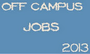 Off-Campus Drive At Apollo Pharmacy 2014 / 13 / 12 Passouts on 7th December 2013 Hyderabad Telangana Jobs