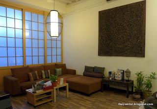 Meridians, Japanese Healing Arts, Solaris, Mont Kiara