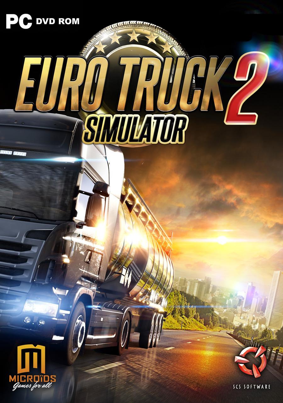 Euro Truck Simulator 2 Serial – Cd Key Etkinleştirme