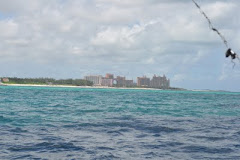 Atlantis from fishing boat