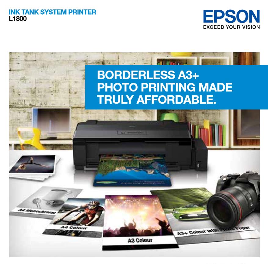 Resetter Printer Epson