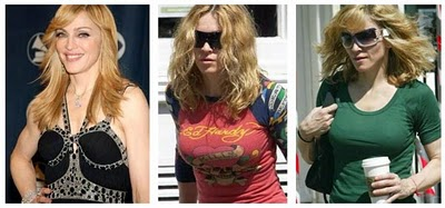 Madonna named ultimate face pics